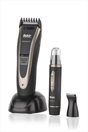 Fakir Multicare Saç Kesme, Kulak Burun Kılı Temizleme ve Favori Şekillendirme Seti 8690394651715 0