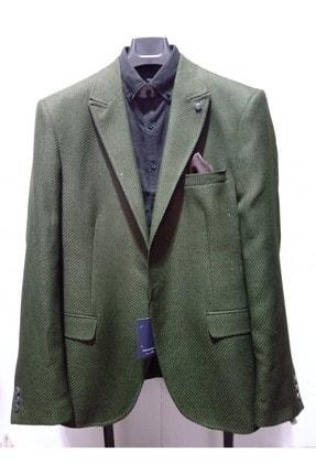 Tek Ceket ; Spor Ceket ; Örğü Ceket ; Yeşil Renk Ceket 1021