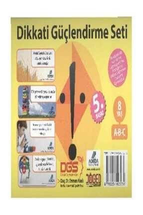 Adeda Yayınları Dikkati Güçlendirme Seti Neuro - 2. Sınıf - 8 Yaş - Osman Abalı 0