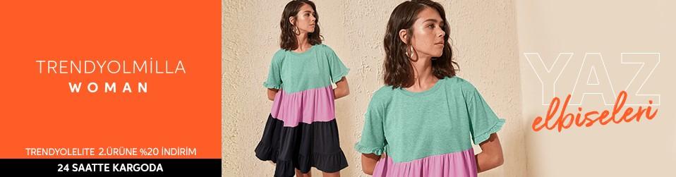 TRENDYOLMİLLA - Elbise Trendi   Online Satış, Outlet, Store, İndirim, Online Alışveriş, Online Shop, Online Satış Mağazası