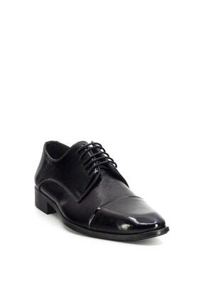 MARCOMEN 20y 153-5080 Erkek Deri Klasik Ayakkabı Siyah 2