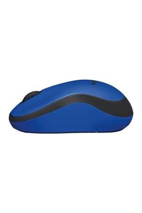 logitech Logıtech M220 Kablosuz Sessiz Optic Mavi Mouse 910-004879 3