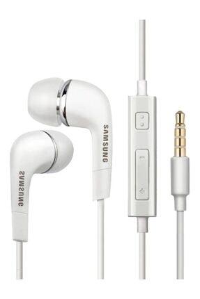 Samsung Beyaz Silikonlu Kulak İçi Mikrofonlu Kulaklık 0