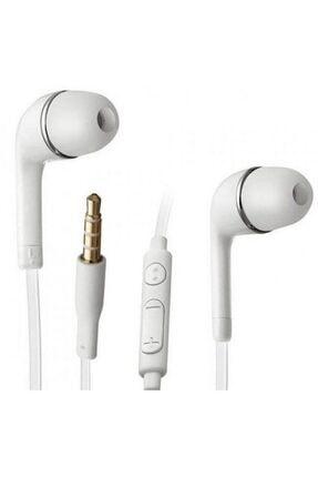 Samsung Beyaz Silikonlu Kulak İçi Mikrofonlu Kulaklık 2