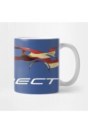 TatFast Rezpect 370z Car Custom Logo American Flag Kupa 1