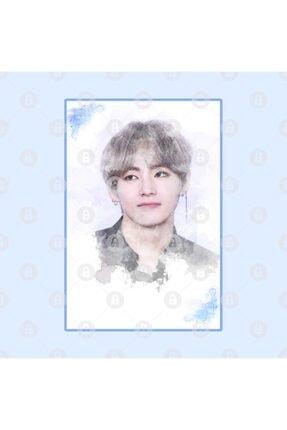TatFast Bts Tae Watercolor - Bts Army Kpop Gift Bt21 Kupa 2