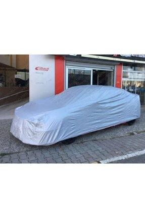 EMN Audi Q7 Süper Lüks Oto Brandası Örtüsü %70 Müflonlu 2006 / 2015 1