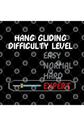 TatFast Hang Gliding Difficulty Level Sports 16 Bit Video Game Kupa 2