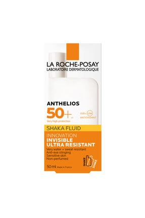 La Roche Posay Anthelios Shaka Fluid Spf 50+ Fluid 50 Ml 0