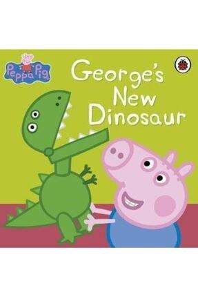 Ladybird Book Peppa Pig: George's New Dinosaur İngilizce Kitap 0