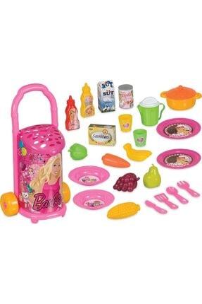 Barbie Pazar Arabası 0