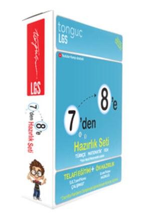 Tonguç Akademi Tonguç 8. Sınıf 7 Den 8 E Hazırlık Kitabı Güncel Müfredat 2020 0