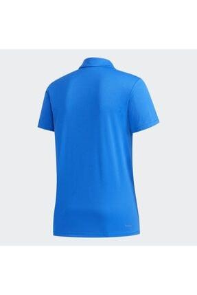 adidas Erkek Mavi Spor T-Shirt 3