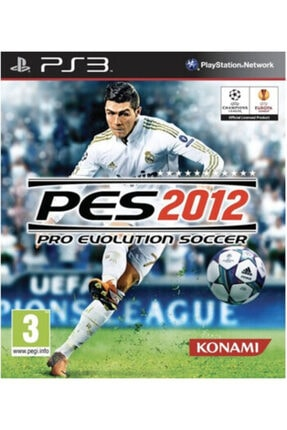 Electronic Arts Pes 2012 Türkçe Ps3 Oyunu 0