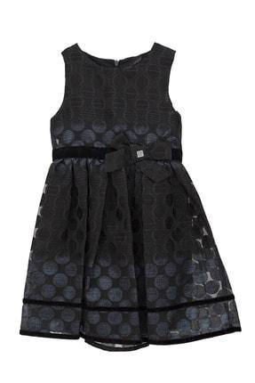 Goose Kız Çocuk Siyah Sım Puanlı Elbise Ceket Tk 1