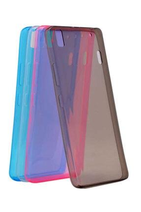 Zore Lenovo A7000 Kılıf Ultra Ince Silikon Kapak 0.2 Mm 2