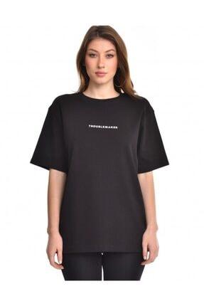 Store Kadın Siyah T-shirt 0