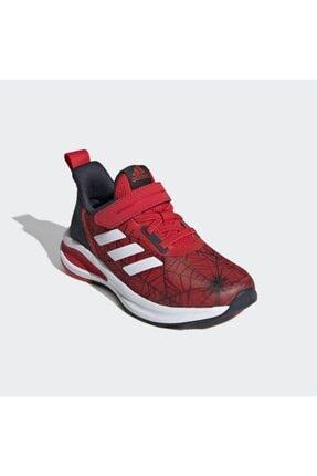 adidas Çocuk Unisex Kırmızı Koşu Ayakkabısı 1