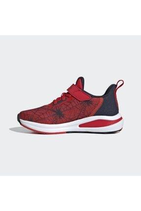adidas Çocuk Unisex Kırmızı Koşu Ayakkabısı 3