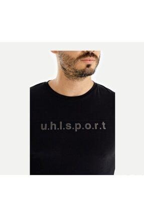 uhlsport Erkek Gri T-shirt 1