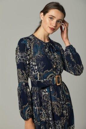 Nassah Elbise-lacivert Us-0s5055-17 3
