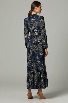 Nassah Elbise-lacivert Us-0s5055-17 4