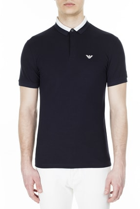 Emporio Armani Polo T Shirt Erkek Polo 3h1f84 1j46z 0922 0