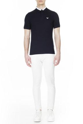 Emporio Armani Polo T Shirt Erkek Polo 3h1f84 1j46z 0922 4