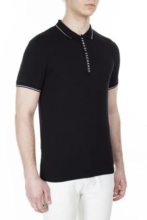Armani Exchange Erkek Slim Fit Polo T Shirt Polo 8nzf71 Zjh2z 1200 3