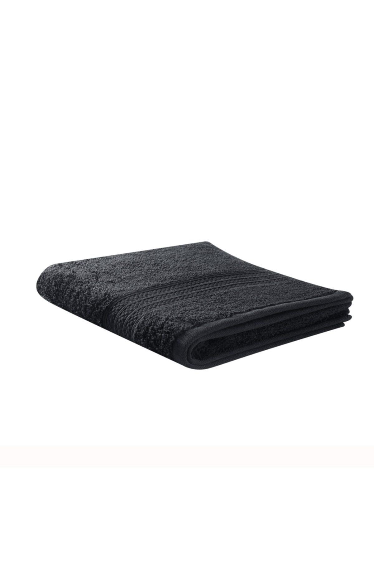 Siyah Pure Basic El Havlusu