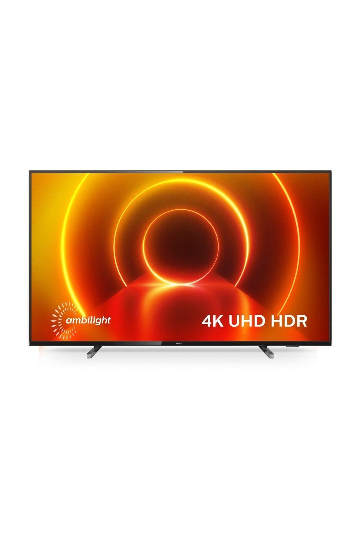 """65PUS7805 65"""" 165 Ekran Uydu Alıcılı 4K Ultra HD Smart LED TV"""