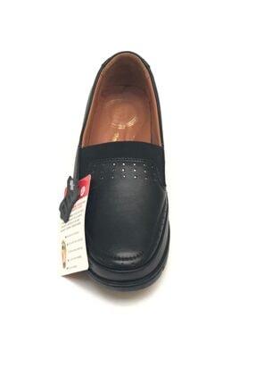 Polaris 103165.Z Siyah Kadın Comfort Ayakkabı 100555578 3