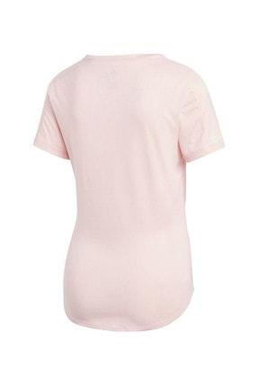 adidas Kadın Spor T-Shirt -  Run It Tee 3S W  - GC6889 1
