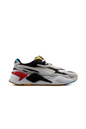 Puma Erkek Beyaz Rs X Worldhood Günlük Ayakkabı  37330801 0