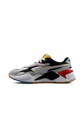 Puma Erkek Beyaz Rs X Worldhood Günlük Ayakkabı  37330801 1