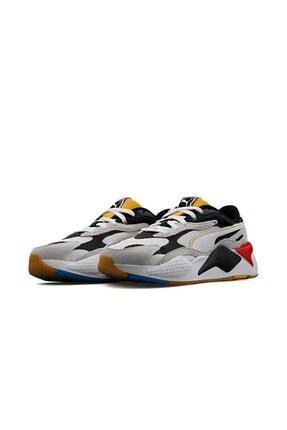 Puma Erkek Beyaz Rs X Worldhood Günlük Ayakkabı  37330801 2