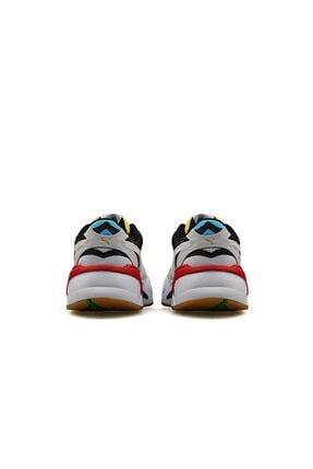 Puma Erkek Beyaz Rs X Worldhood Günlük Ayakkabı  37330801 3