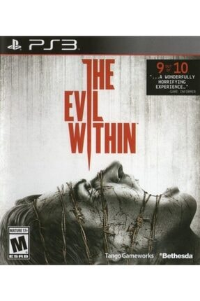 BETHESDA The Evil Within Ps3 0