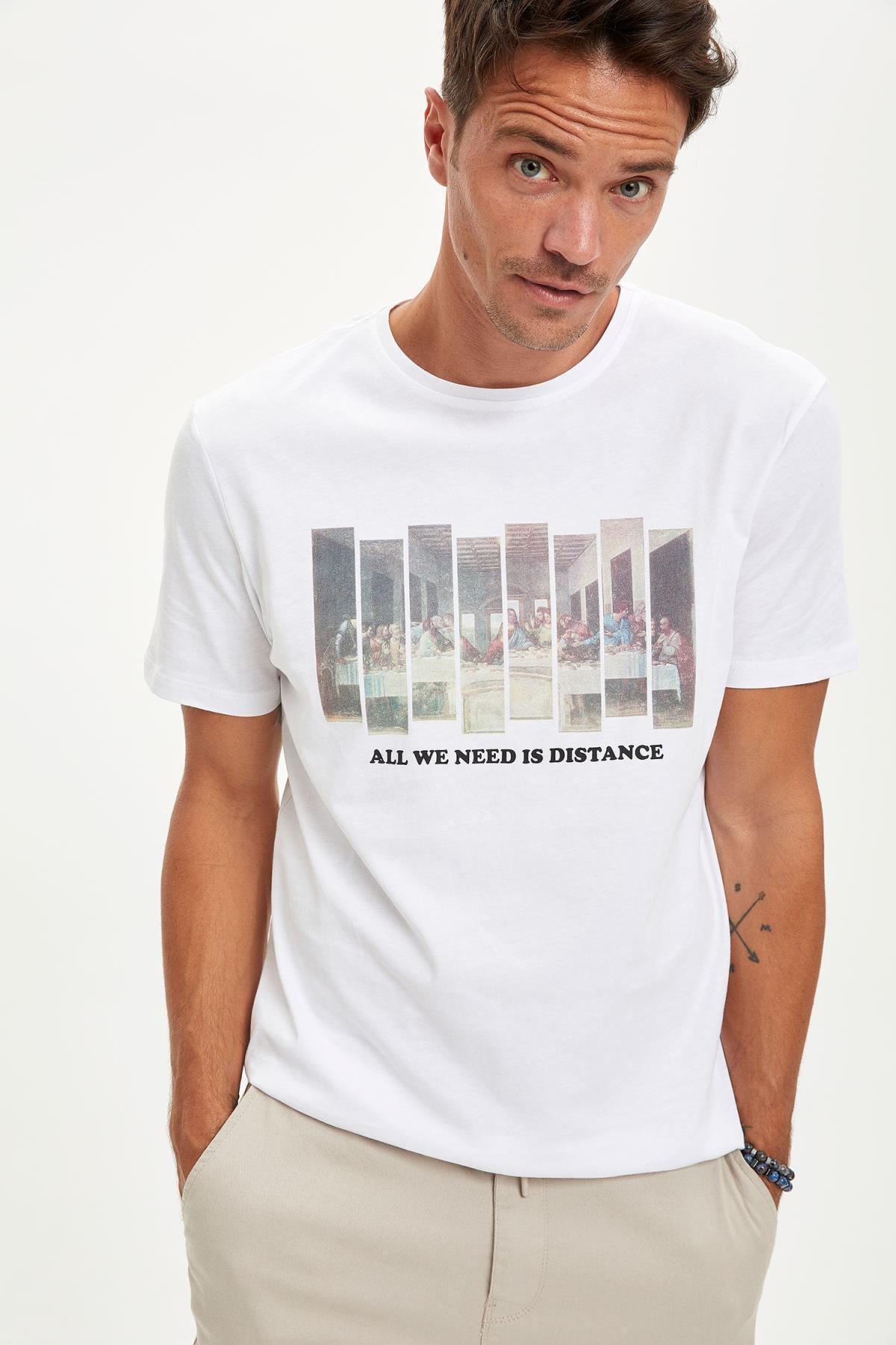 Regular Fit Tişört