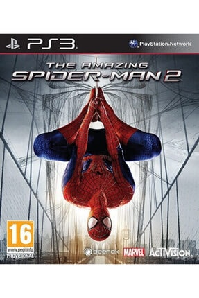 Activision Spider-man Amazing 2 Ps3 0