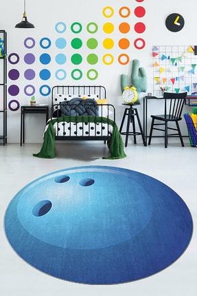 Homefesto Dekoratif Özel Tasarım Antibakteriyel Leke Tutmaz Çocuk Halısı 1