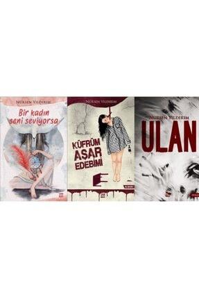 Dokuz Yayınları Bir Kadın Seni Seviyorsa / Küfrüm Aşar Edebimi / Ulan ( 3 Kitap Set ) 0