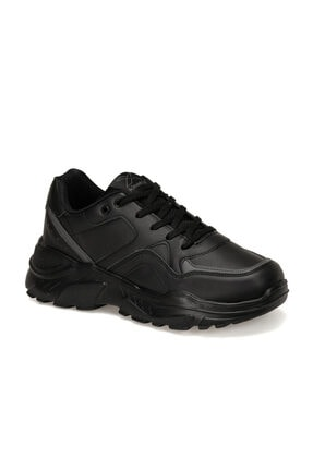 Kinetix PENTA PU M Siyah Erkek Sneaker Ayakkabı 100556425 0