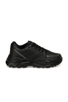 Kinetix PENTA PU M Siyah Erkek Sneaker Ayakkabı 100556425 1