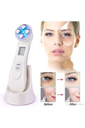 TheBeautyStore Yüz Yenileme Gençleştirme Bakım Cihazı Rf Cilt Temizleme Sıkılaştırıcı Anti Aging Makinesi 1