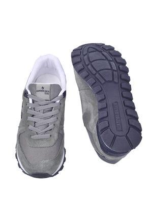 Hammer Jack Erkek Gri Peru Nubuk Sneaker 102 19250 4