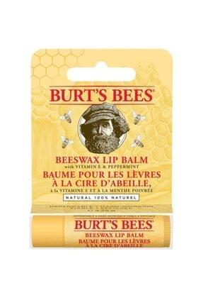 Burt's Bees Beeswax Dudak Bakım Kremi + Nar Aromalı Dudak Bakım Kremi Avantaj Seti 2