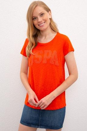 US Polo Assn Kadın T-Shirt G082GL011.000.937482 0