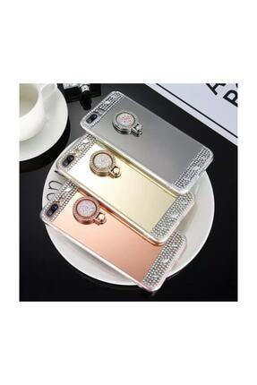 Ksyaccessories Iphone 11 Pro Aynalı Ve Taşlı Selfie Yüzüklü Telefon Kılıfı 1