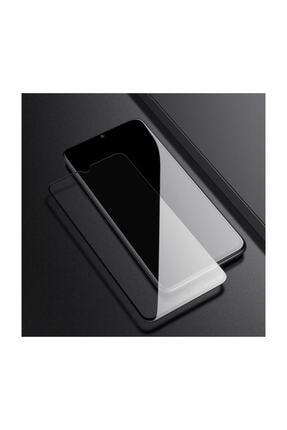 Microsonic Redmi Note 8 Pro Tam Kaplayan Temperli Cam Microsonic Ekran Koruyucu Siyah 3
